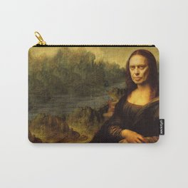 The Mona Buscemi Carry-All Pouch