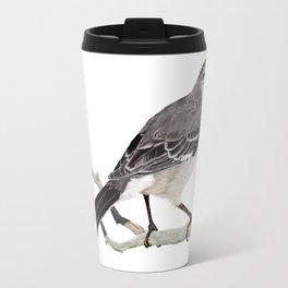 Northern mockingbird - Cenzontle - Mimus polyglottos Travel Mug