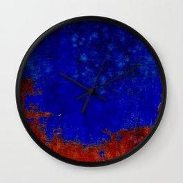 Simon Carter Painting Creeping Beauty Wall Clock