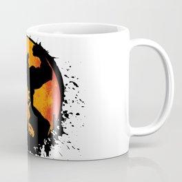Goku Dragon Ball King Monkey Saiyan Primitive Coffee Mug