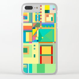 Uptown Clear iPhone Case