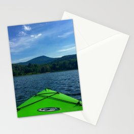 Vermont Kayaking Stationery Cards