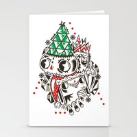 fez Stationery Cards featuring Fez by Polypop