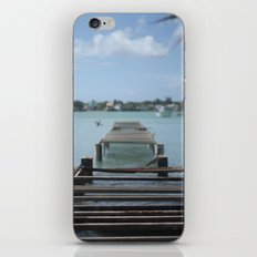 Turquoise Paradise iPhone & iPod Skin