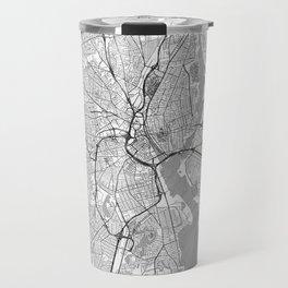 Providence Map Line Travel Mug