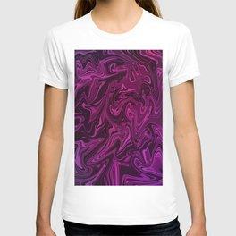 """ABSTRACT LIQUIDS XLVIII """"48"""" T-shirt"""