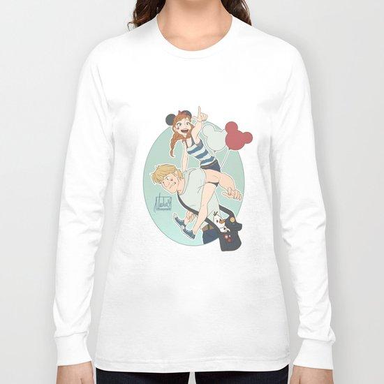 KristAnna - WDW Long Sleeve T-shirt