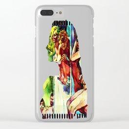 Film Strip Clear iPhone Case