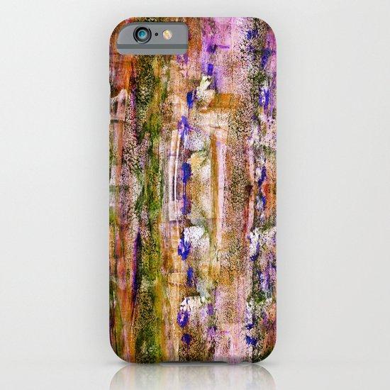 floating / purple iPhone & iPod Case