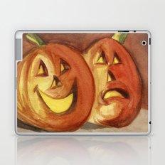 Jack-O-Lanterns Laptop & iPad Skin