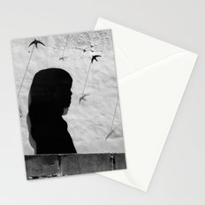 Girl in Córdoba Stationery Cards