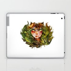 forest cat Laptop & iPad Skin