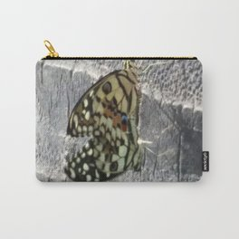 Mating Butterflies Carry-All Pouch
