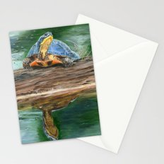 By The River by Teresa Thompson Stationery Cards