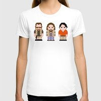lebowski T-shirts featuring The Big Lebowski  by PixelPower