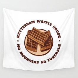 Ketterdam Waffle House Wall Tapestry