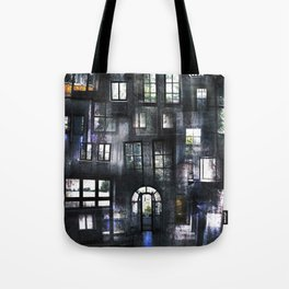 Views from Insides Tote Bag