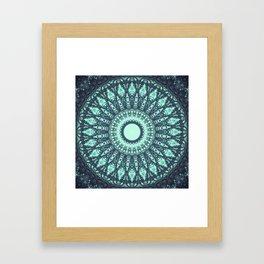 MANDALA NO. 30 #society6 Framed Art Print