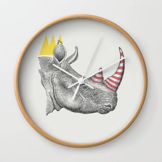 Candy King Wall Clock