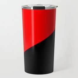 Antifa Flag Travel Mug