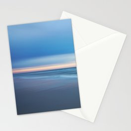 Painted Beach 1 Stationery Cards