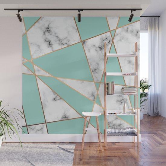 Marble Geometry 055 by bluelela