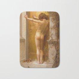 Love Locked Out Bath Mat
