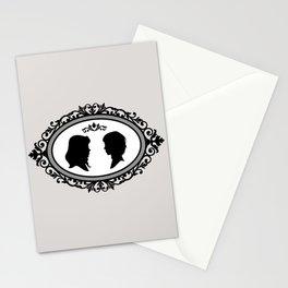 Victorian Korrasami Stationery Cards
