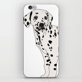 Dalmation iPhone Skin