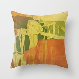 Commodity  Throw Pillow