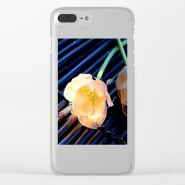 A Spot Of Sun Clear iPhone Case