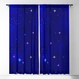 LOVELY [no text] Blackout Curtain