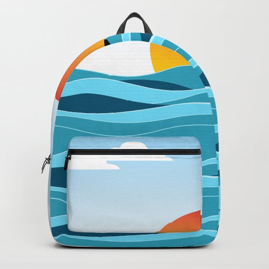 Surfing 1 Backpack