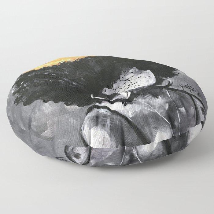 Naturally Queen II Floor Pillow
