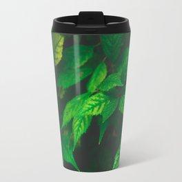 Mystical Leaves Travel Mug
