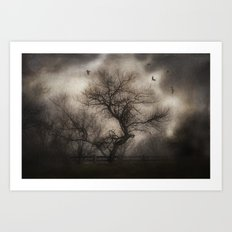 Svetlana's Tree Art Print
