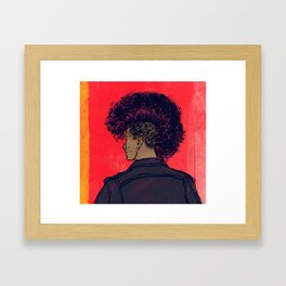 Punx (Reduced price for the Punx!) Framed Art Print