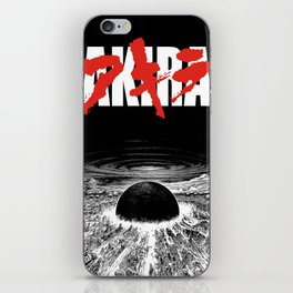 AKIRA - Neo Tokyo Is About To Explode iPhone Skin
