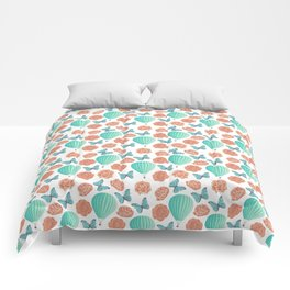 Fly Away With Me Pattern Comforters