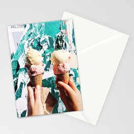 I SCREAM Stationery Cards