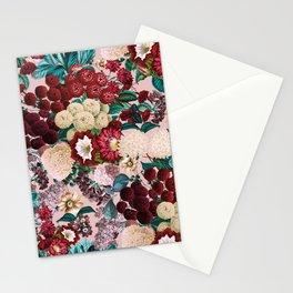 Summer Botanical Garden XII Stationery Cards