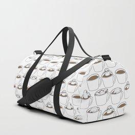 More Coffee Duffle Bag