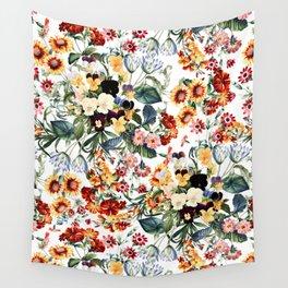 Summer Garden V Wall Tapestry