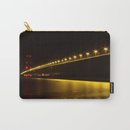 River of Gold- Humber Bridge Carry-All Pouch