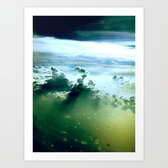 UINA I Art Print