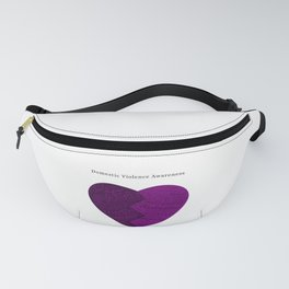 Domestic Violence Awareness Fanny Pack