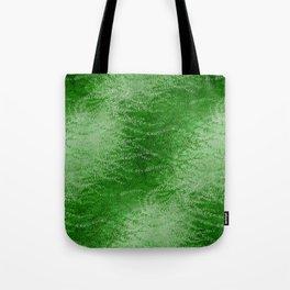 Wind-whipped Vines (green II) Tote Bag