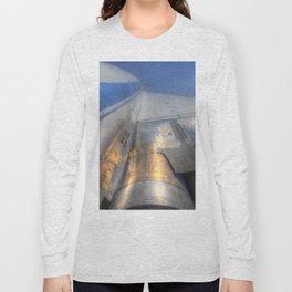 Tupolev TU-144 Russian Concorde Long Sleeve T-shirt