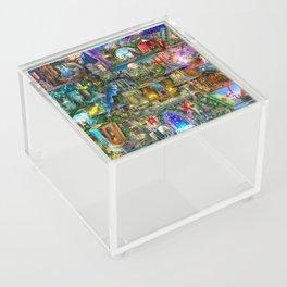 Once Upon a Fairytale Acrylic Box