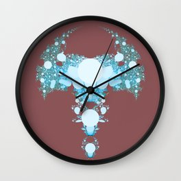 don't feed after midnight Wall Clock